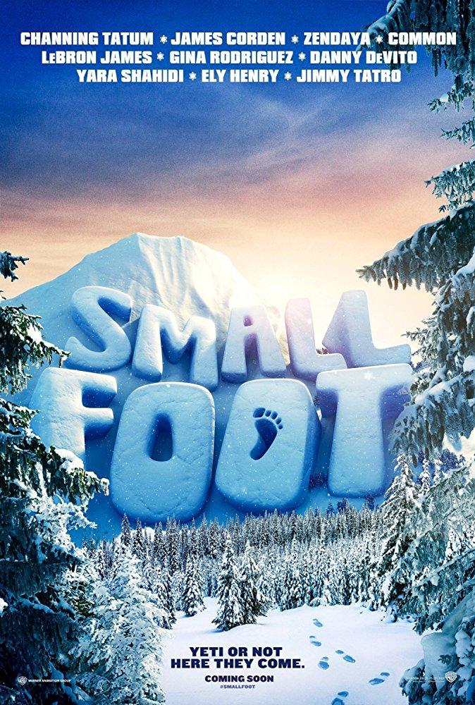 smallfootposter